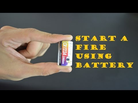 How to start FIRE with a small battery