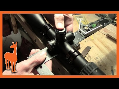 Mounting and Leveling Simmons 44 Mag Scope to the Savage Axis - 1000 Yard Budget Rifle