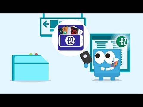 My EZ-Link Mobile App - EZ-Monzee