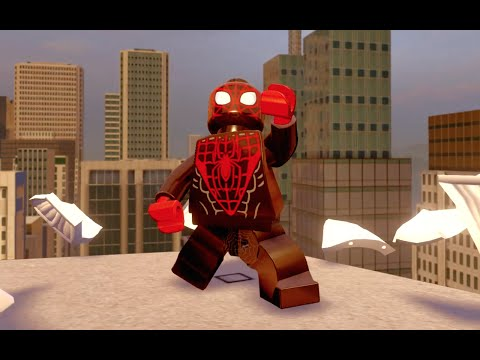 LEGO Marvel's Avengers - Spider-Man Character Pack Available Now