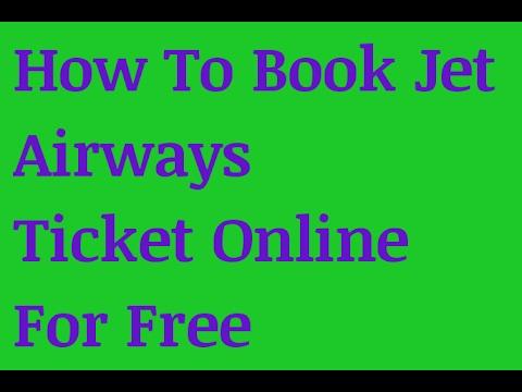 Jet Airways Online Booking Status In Hindi/Urdu