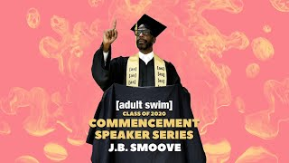J.B. Smoove - Commencement Speaker Series 2020