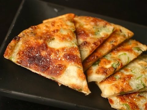 How to Make the BEST Chinese Scallion Pancakes (Original, Bacon, Cheese, Pork Floss)