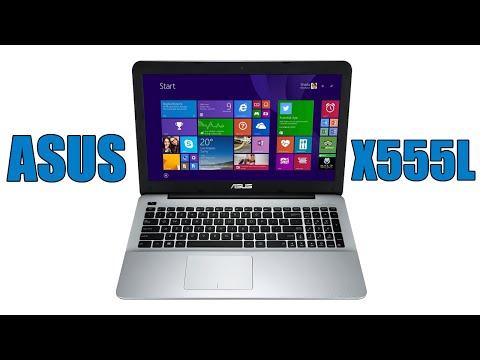 Asus X555L Unboxing