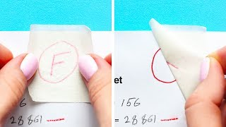 Download 35 SCHOOL TRICKS YOU NEED IN REAL LIFE TOO Video