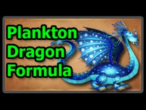 PLANKTON DRAGON Deus Vault FORMULA in Dragon City