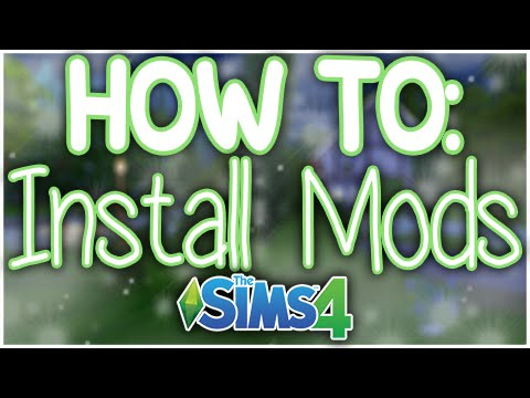 The Sims 4 | How To: Install Mods and Custom Content