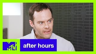 Bill Hader Missed Everything While Filming 'Barry' *SPOILER ALERT: STAR WARS & GOT* | After Hours