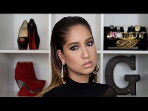 Seductive Smokey Eye | Clubbing Makeup Tutorial - Gabriella Gatehouse