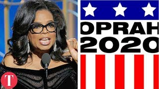 10 Signs That Oprah Will Be The Next President