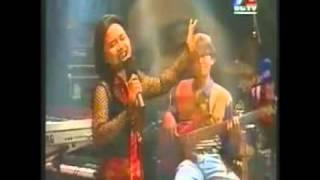 Ruth Sahanaya & Audiensi Band - Kesepian @ Goda Gado Ngetop (SCTV 1998)