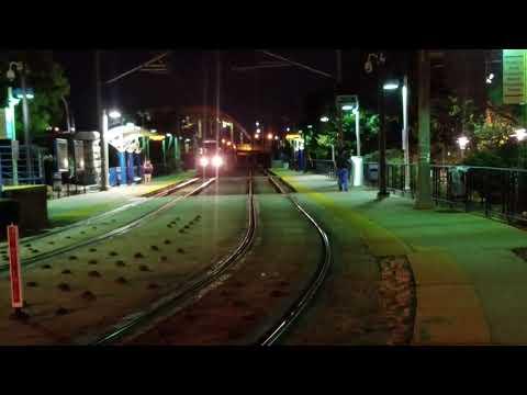 MTA MARYLAND:Light Rail Link@University Of Mt. Royal 10/10/2017
