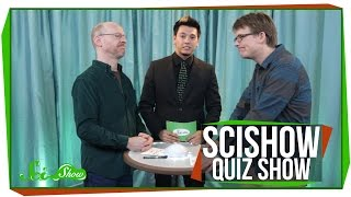 SciShow Quiz Show with Phil Plait