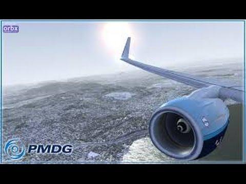 PMDG 737 NGX Takeoff
