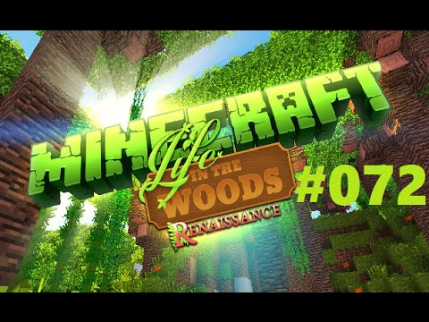►Minecraft Life in the woods #072 Framing Table und Drawer Update!!!