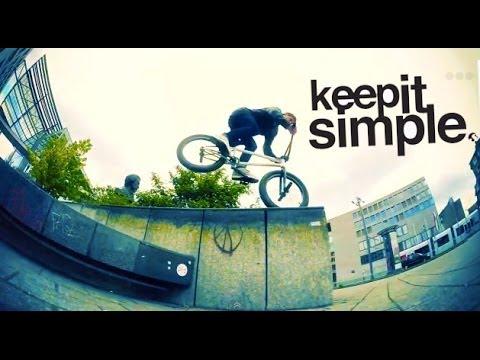 Simple Bikes - Germany Roadtrip - BMX Street
