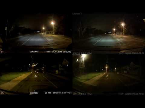 Street Guardian SG9663DC vs BlackVue DR750S-2CH (Part-1)