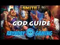 Smite God Guide Bacchus Gameplay And Build The New Tank Meta