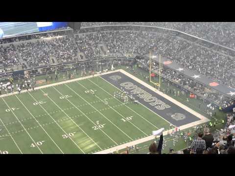 Dallas Cowboys Touchdown (2014 Nov.27 vs. Philadelphia Eagles @AT&T Stadium)