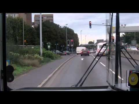 108: North Greenwich to Stratford (VDL SB120 Volvo Merit)