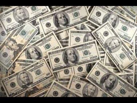 opening three packs of fake money!