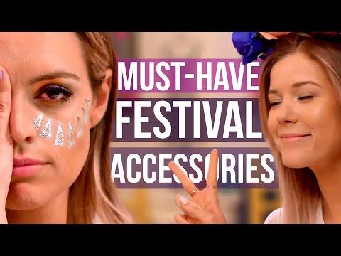 3 Must-Have Coachella Music Festival Accessories