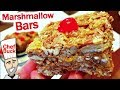 Marshmallow Bars for Busy People
