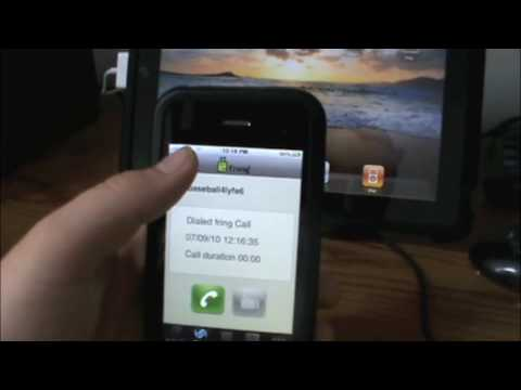 Facetime for iPhone 3GS/3G