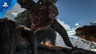 ARK: Extinction - Announcement Trailer | PS4