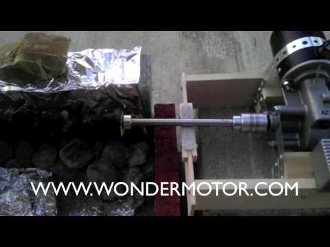 Homemade Brazilian Kebab Rotisserie Motor 12V DC System with Variable Speed Control