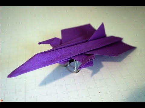 Comment faire un avion en papier: Origami | Arsenal