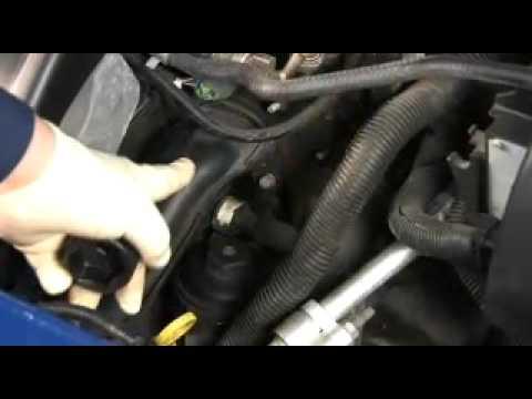 FRAM Oil Filter change on a GM Ecotec