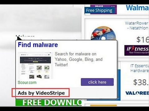 how to Remove VideoStripe Ads from Chrome Firefox explorer
