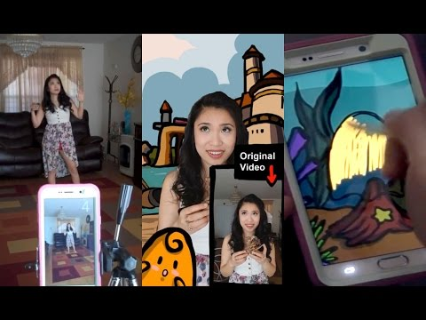 How to Make a Snapchat Story: Behind the Scenes