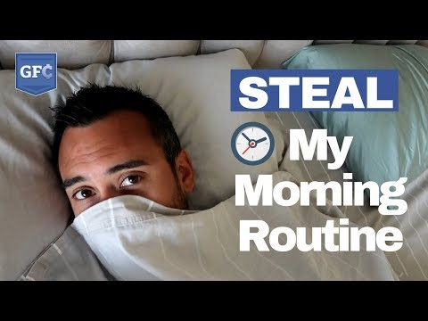 Steal My 5am Morning Routine (rise ⏰ and grind 👊🏼)