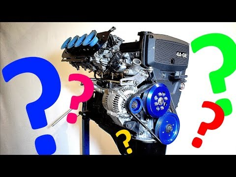 Everything you wanted to know about my bike carb 4age engine