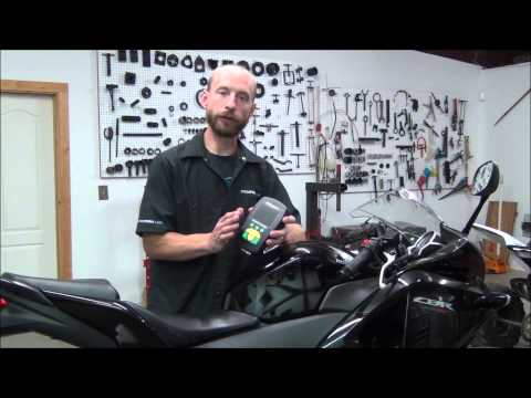 Motorscan 6050 Scan Tool - Motorcycle Diagnostics with Scan Tool