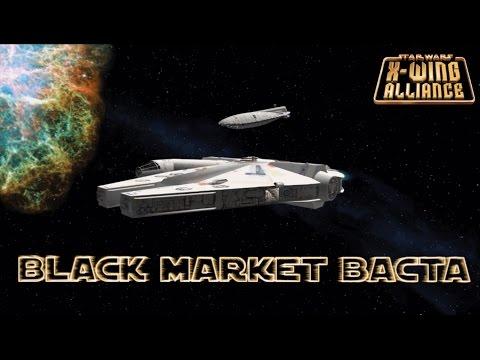 X-Wing Alliance Walkthrough [1080p] Mission 5: Black Market Bacta - Cargo Transfer