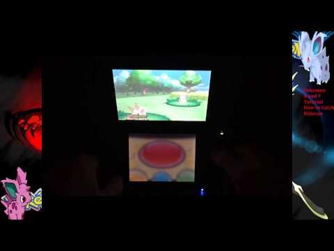 Title Pokémon X and Y Tutorial How to Catch Nidoran