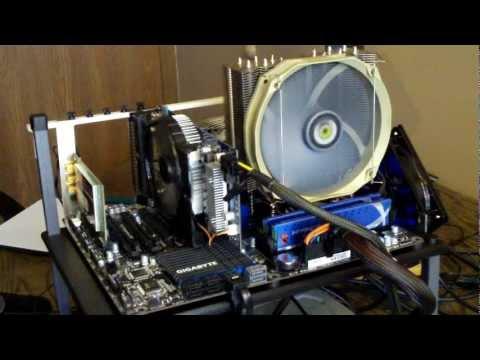 AMD Phenom II X2 555 Unlock Attempt #1