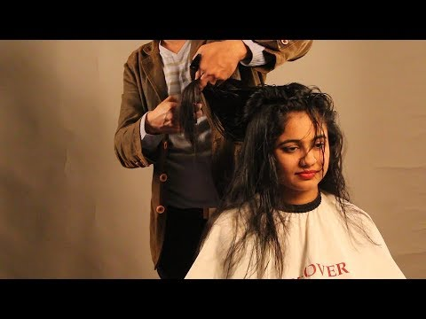 Wanna Be Husband ( Short Film with a Haircut Recall Model EKTA)