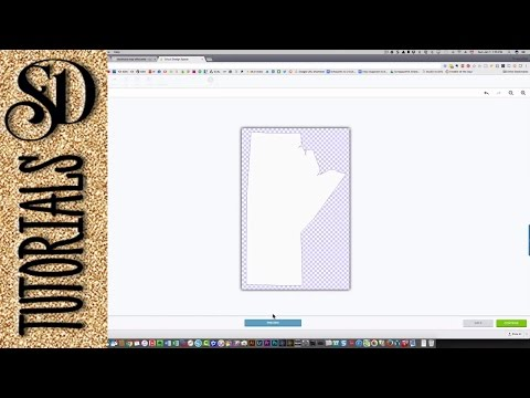 Searching for images on Google and tracing them in Design Space