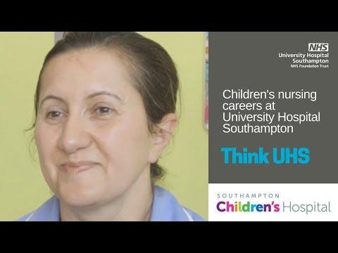 UHS Jobs | Esma's story