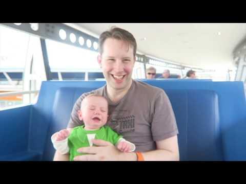 Walt Disney World Magic Kingdom with Twin Infants