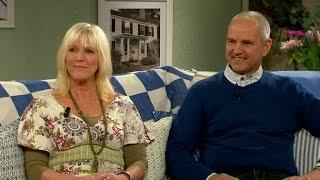 De skilde sig – men hittade tillbaka till varandra - Malou Efter tio (TV4)