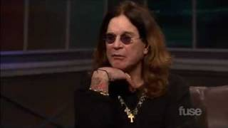 Ozzy Osbourne Who The Fuck Is Justin Bieber