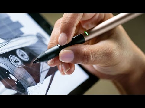 MAKE YOUR OWN iPAD STYLUS FOR FREE