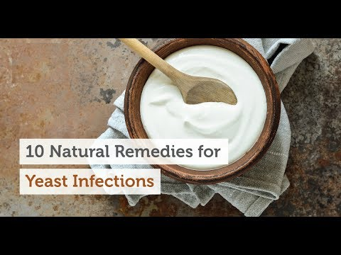 How to clear a yeast infection naturally