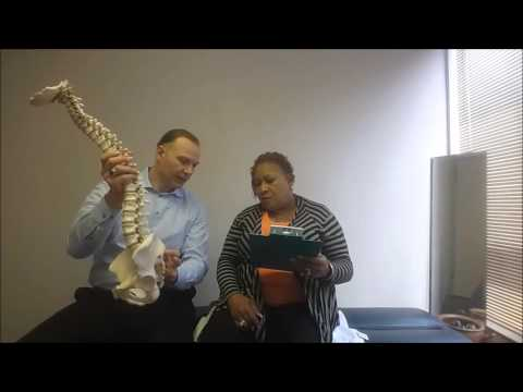 PATIENT SCREAMS LOUDLY WITH FIRST EVER MANUAL CHIROPRACTIC ADJUSTMENT