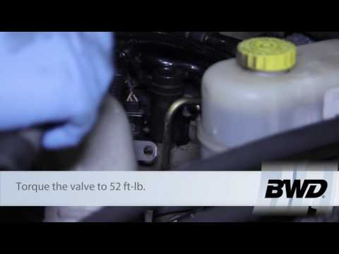 Dodge Ram Fuel Pressure Relief Valve Replacement